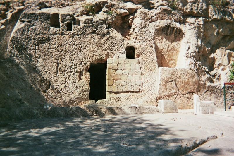 Garden Tomb 2