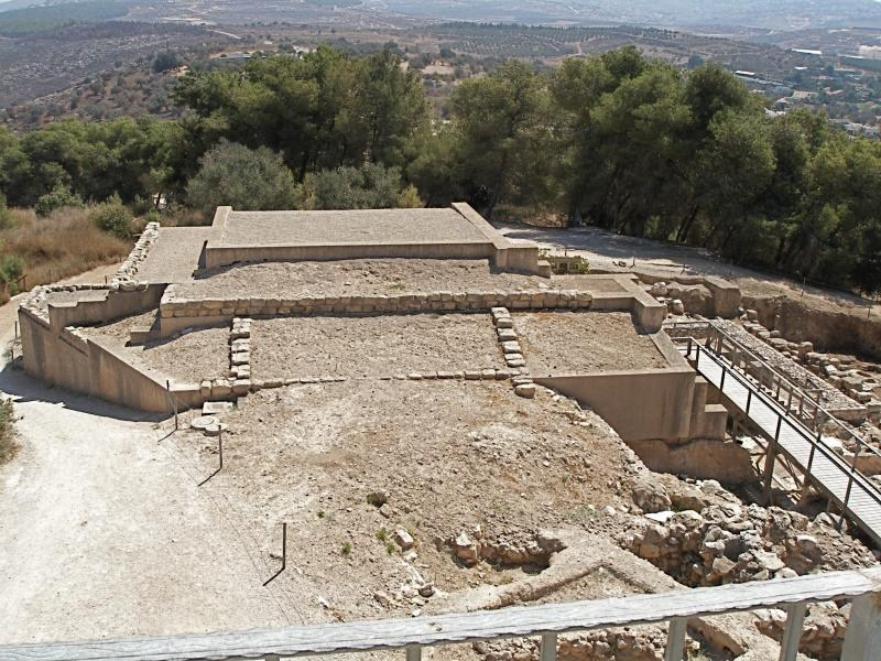 The Roof of Dionysus House