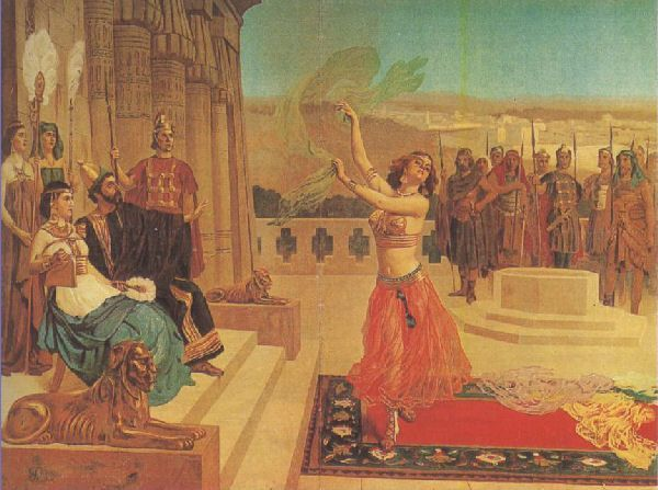 Salome dance