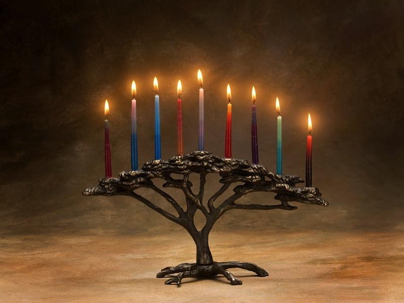 tree menorah