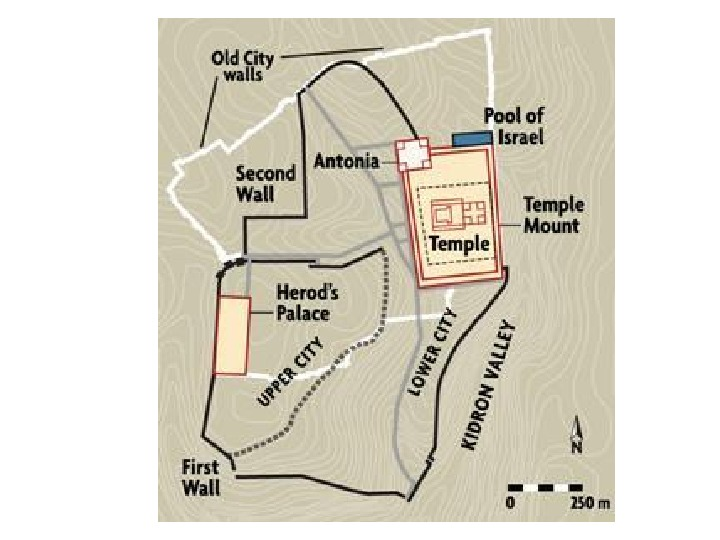 Biblical Significance of the Antonia Fortress